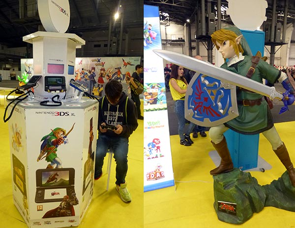 Link3DS