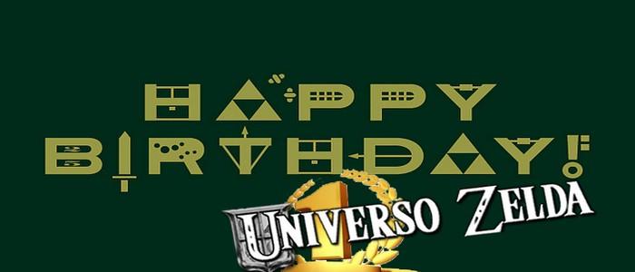 1 año de universo zelda gracias