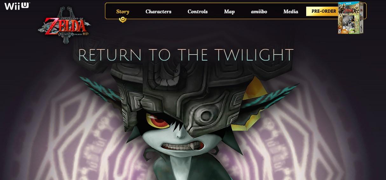universozelda twilight princess hd web usa oficial