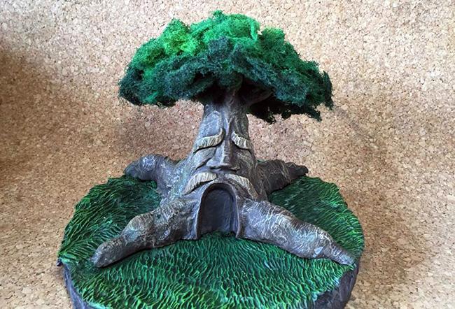 Figura Deku Tree
