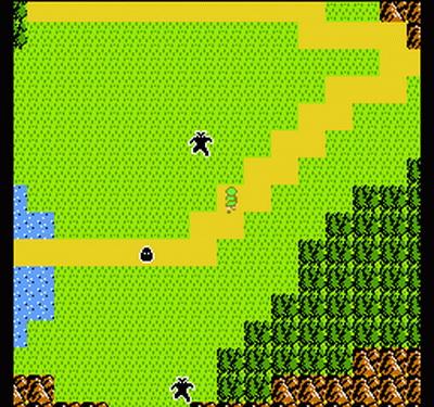 Porque Zelda II: The Adventure of Link es diferente a otros Zeldas?